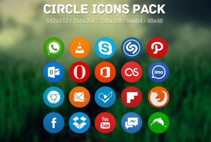 iconos-planos-circle-icons-pack